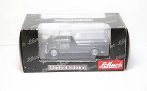 Schuco 02491 DKW Schnellaster Pritsche Kohlenhandler - Brand New In Box