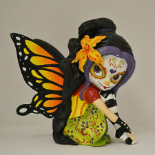 Jasmine Becket-Griffith JBG SWEET ISABELLA Sugar Skull Fairies Figurine NEW