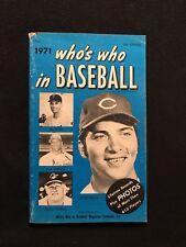 1971 Who's Who in Baseball Magazine,Johnny Bench, Cincinnati Reds, Bob Gibson