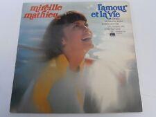 MIREILLE MATHIEU - L'Amour et la Vie - Ariola LP