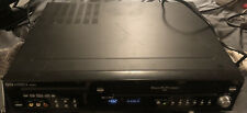 Go Video Ht2015 Dual Deck Vcr Vhs Player Recorder Copier Vhs Works No Remote