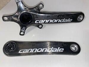 Guarnitura Cannondale - Sram carbon