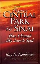 From Central Park to Sinai: How I Found My Jewish Soul