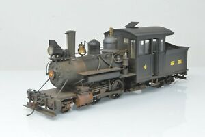 Bachmann Spectrum On30 - 2-4-4 Forney SR No.4 Weathered - Factory Sound Fitted