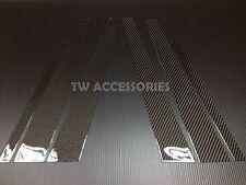 BMW 5 Series E39 4D 97-03 Rear Carbon Pillar (Set of 6 pcs)