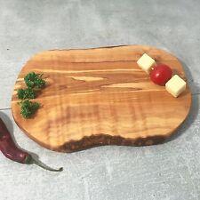 Breakfast Board Olive Wood / Chopping Board / Cheese Board, rustic, handcrafted