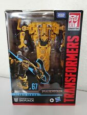 Transformers Studio Series 67 Constructicon Skipjack (Sealed)