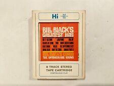 Bill Black - Greatest Hits - RARE Lear Jet Pak Stereo Eight 8 Track Tape - HI