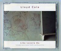 Lloyd Cole - Like Lovers Do - Scarce 1995 Cd Single  Lloyd Cole & The Commotions