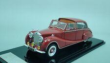 Rolls-Royce Phantom IV Hooper Limousine sedanca de ville 1952 Chassis 4AF20, Red