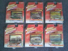 Johnny Lightning CLASSIC GOLD 2016 R2 COMPLETE 6 Car MOC MIP  Set 280ZX GTO