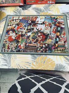 Gibsons Christmas Memories 1000 Piece Jigsaw