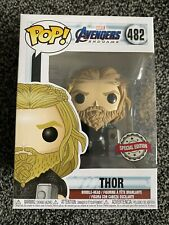 Funko Pop Thor (w/ Stormbreaker And Mjolnir) Exclusive