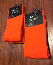 Nike Classic SOCCER Socks 2-Pairs Knee Hight Men-Women MEDIUM Dri-Fit Cushioned