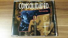 Consolidated - Tool and die (1992) (NET 042 CD)