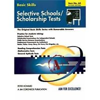 Basic Skills: Selective  Schools/ Scholarship Tests  Years 5-8