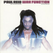 Paul Reid and the United Nations - War Function - CD Album