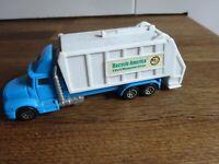 Hot Wheels recycling truck  1996 Mattel