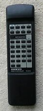 ONKYO RC 331C REMOTE CONTROL 6 disc CD player DXC390 DCX340 DCX370 DCX380 DX130