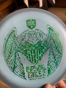 🔥Discmania Imperial Eagle III Eagle McMahon Swirly P-line P2 Signature Series🔥