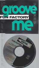 MAXI CD--FUN FACTORY -- - SINGLE -- GROOVE ME
