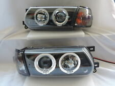 New Projector Smoke Headlight + Corner Light for 91 93 94 94 NISSAN Sentra B13
