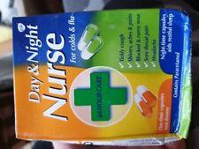 3 x day and night nurse 24 Capsules