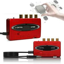 New Red U-CONTROL UCA222 2-channel USB Audio Recording Interface w/ SPDIF Out MT