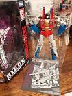 WFC-S24 Transformers Siege Starscream Voyager Class