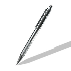 NITECORE NTP40 0.5mm Mechanical Pencil with Titanium Body