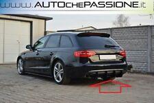 Estrattore posteriore sotto paraurti per Audi A4 B8 Avant dal 2011>2015