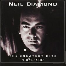 NEIL DIAMOND - GREATEST HITS 1966 - 1992 - 2 x CD SET - SWEET CAROLINE +