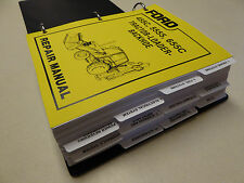 Ford 455C, 555C, 655C Tractor Loader Backhoe Service Manual Repair Shop Book NEW