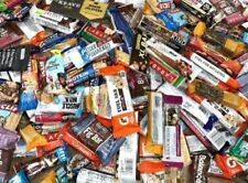 90 Assorted Brand - ENERGY MIX - NUTRITION PROTEIN BARS Balance bar-pure protien
