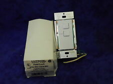 New Lutron Rta-Wx-C2Lb-Wh Radio Touch Projection Screen Wallbox Transmitter
