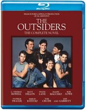 The Outsiders: The Complete Novel [Used Very Good Blu-ray] Dolby, Digital Thea