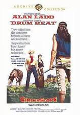 DVD: Drum Beat, Delmer Daves. Acceptable Cond.: Charles Bronson, Alan Ladd, Audr