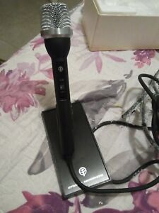 VERY GOOD CONDITION KENWOOD MODEL MC-23 DYNAMIC DESK TOP  MICROPHONE