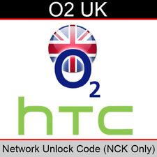 O2 UK HTC Unlock Code