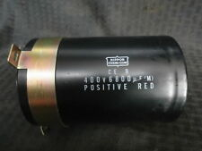 Nippon Chemi-Con 400V6800 Capacitor **New Other**