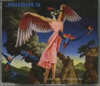 Journey When you love a woman (1996) [Maxi-CD]