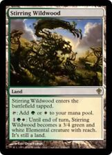MTG magic cards 1x x1 NM-Mint, English Stirring Wildwood Worldwake