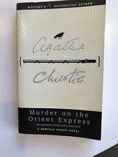 Paperback Hercule Poirot Mystery - Murder on the Orient Express Agatha Christie