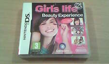 jeu nintendo ds girls life beauty experience