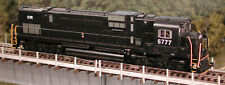 Bowser 23689 HO C630 CR 6767 (Conrail Patch ex-PRR) +Sound Brand New C-10 Mint