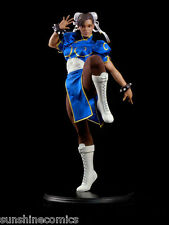 Street Fighter Chun-Li Statue 461/550 Pop Culture Shock Capcom BRAND NEW