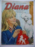 Vintage Diana Comic/Magazine No.253, 23rd December 1967 - Tony Burrows/Lulu