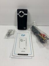 ULTRA SERIES FLIP VIDEO Pure Digital Zoom memory 2GB 60 minutes Camcorder Camera