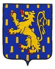 Patch ecusson brodé FRANCHE COMTE   Blason armoirie drapeau region heraldique