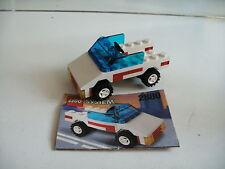 Lego Car in White (Lego nr: 2880)